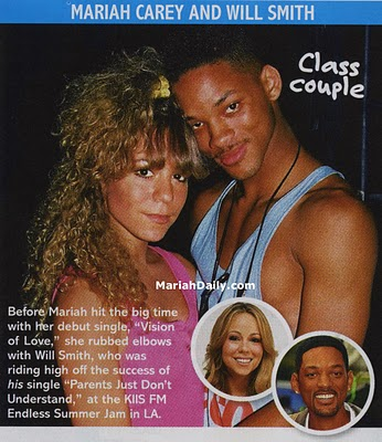 mariah carey will smith 1988