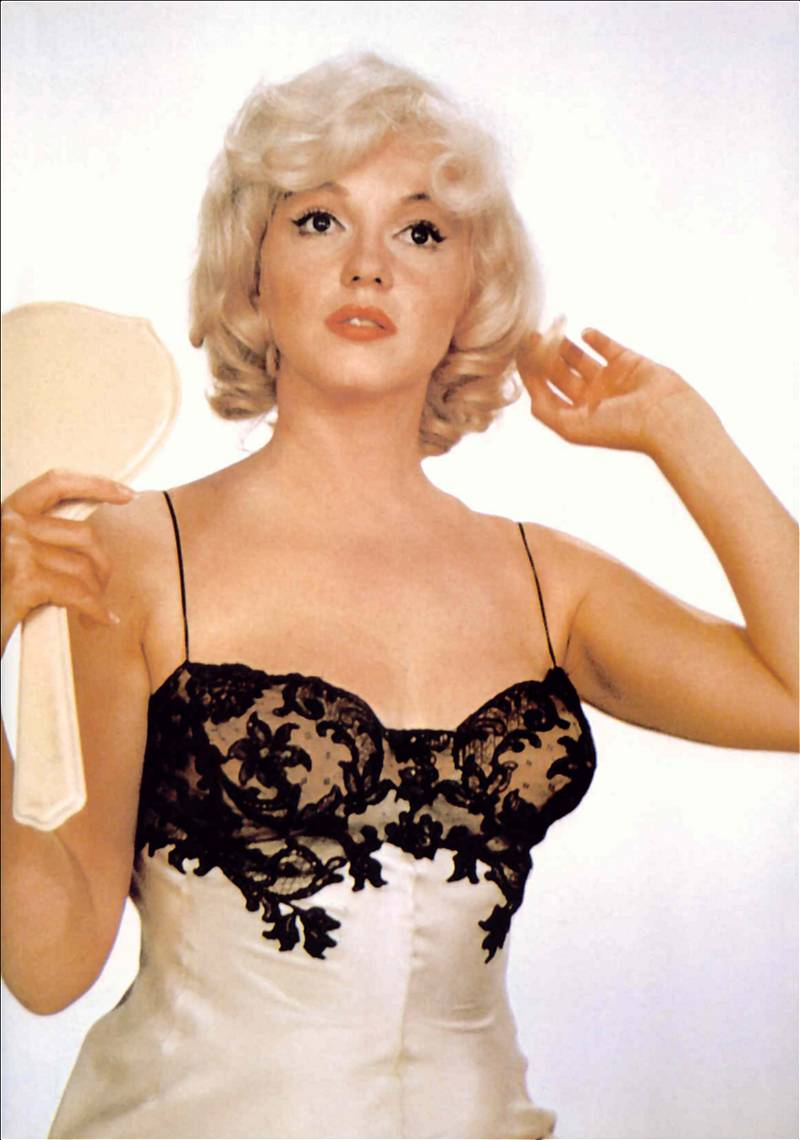 Marilyn Monroe Eve Arnold 09