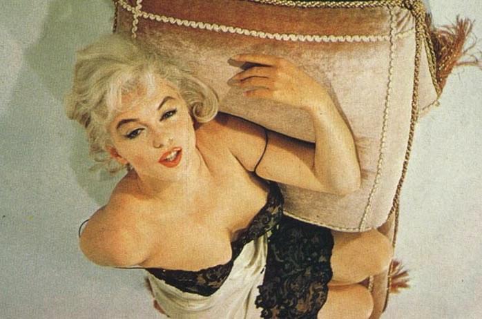 Marilyn Monroe Eve Arnold 11