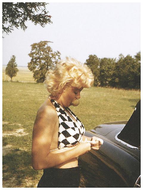 Marilyn Monroe Eve Arnold 23