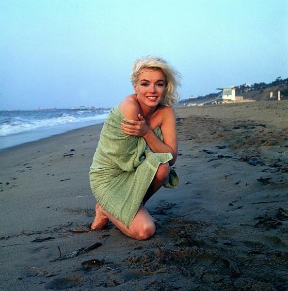 Marilyn Monroe Eve Arnold 28