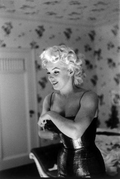 Marilyn Monroe Eve Arnold 29