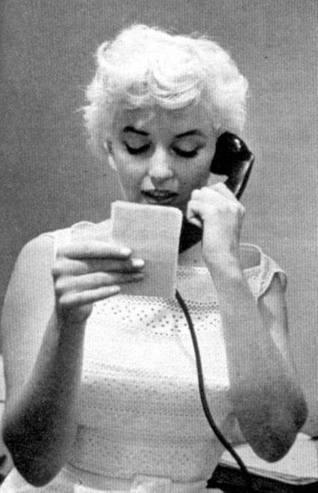 Marilyn Monroe Eve Arnold 48
