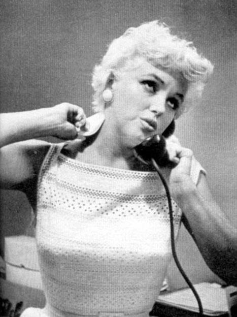 Marilyn Monroe Eve Arnold 49