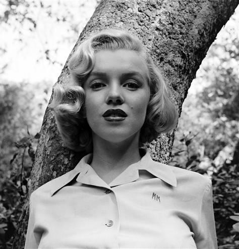 Marilyn Monroe Eve Arnold 63