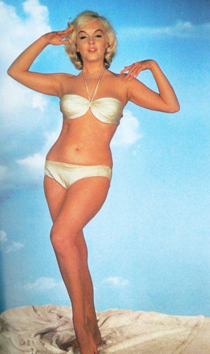Marilyn Monroe Eve Arnold 74