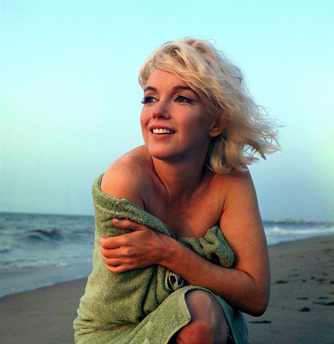 Marilyn Monroe Eve Arnold 79