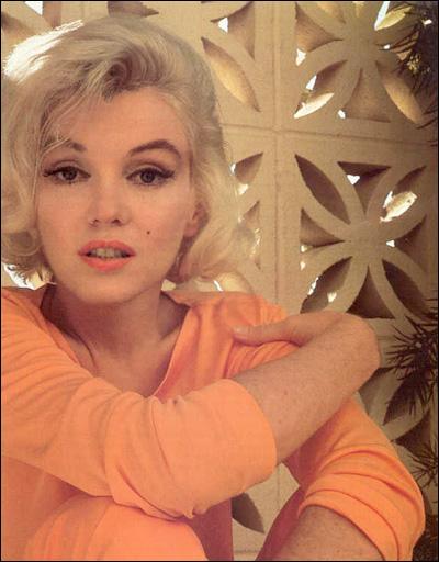 Marilyn Monroe Eve Arnold 86