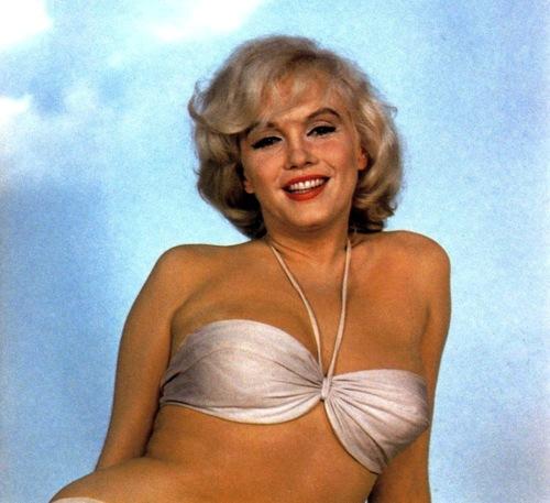 Marilyn Monroe Eve Arnold 93