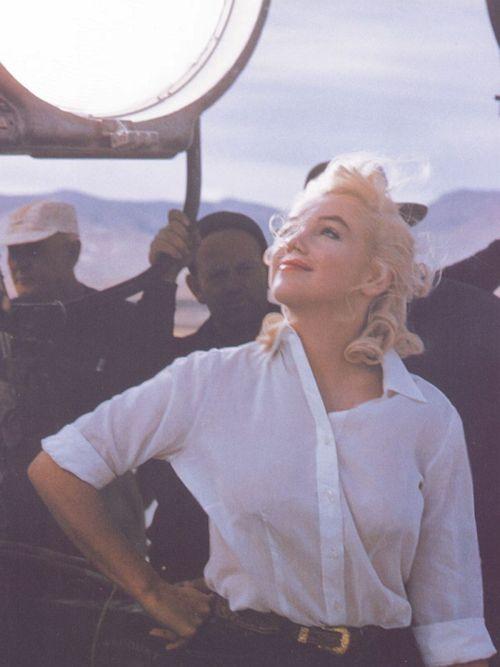 Marilyn Monroe Eve Arnold 95