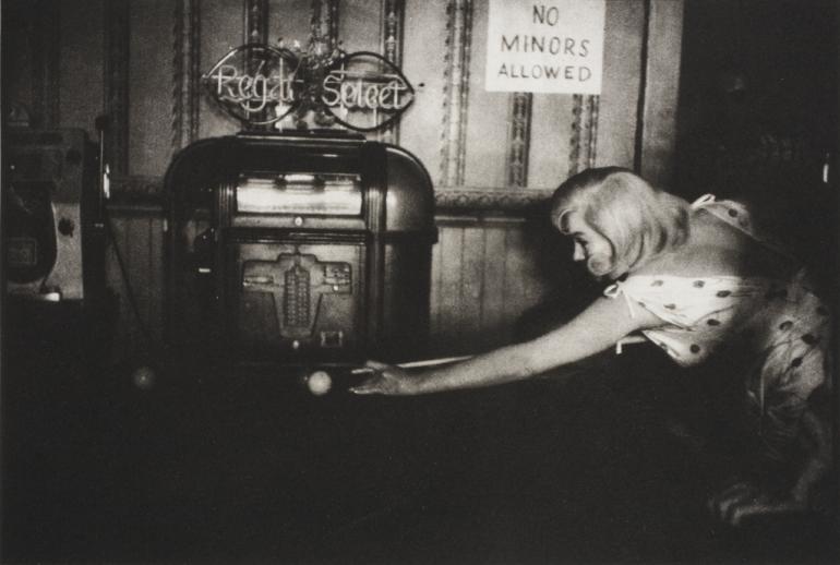 Marilyn Monroe Eve Arnold Reno Nevada, 1960