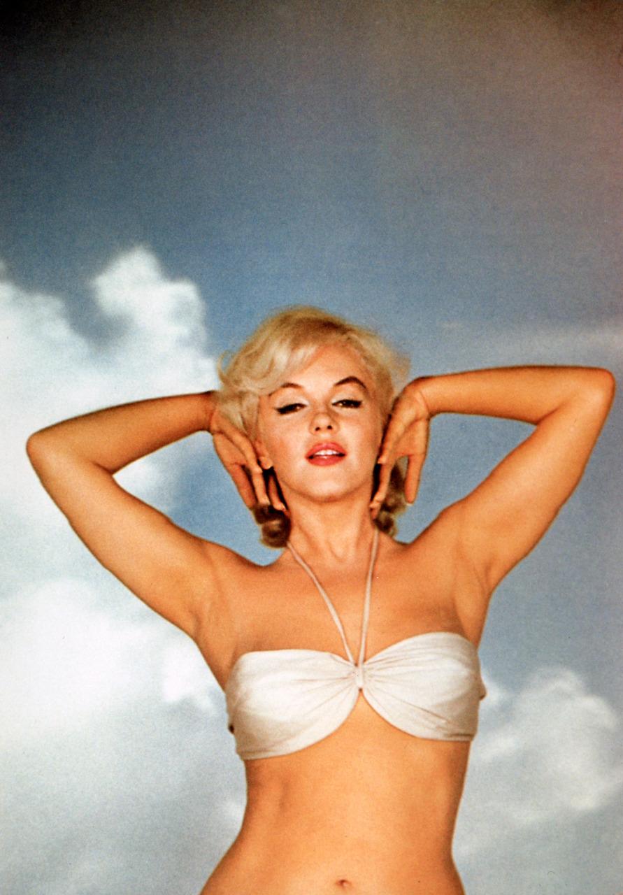 Marilyn Monroe Eve Arnold agosto 1960
