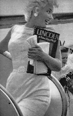 Marilyn Monroe Eve Arnold avion 6
