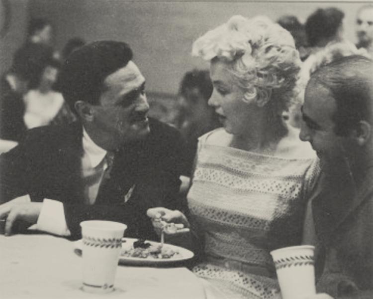 Marilyn Monroe Eve Arnold ea 5
