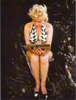 Marilyn Monroe Eve Arnold libro 10