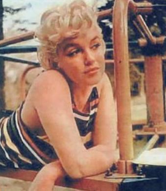 Marilyn Monroe Eve Arnold libro 3
