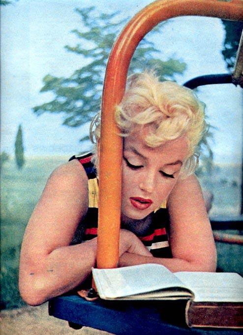 Marilyn Monroe Eve Arnold libro 6