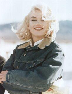 Marilyn Monroe Eve Arnold misfits 1