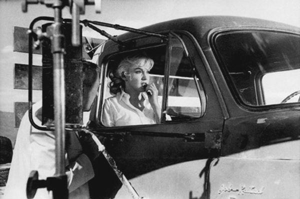 Marilyn Monroe Eve Arnold misfits 108