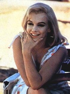 Marilyn Monroe Eve Arnold misfits 11