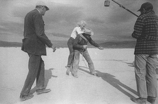 Marilyn Monroe Eve Arnold misfits 13