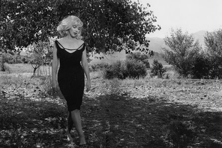 Marilyn Monroe Eve Arnold misfits 14