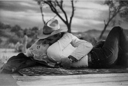 Marilyn Monroe Eve Arnold misfits 18