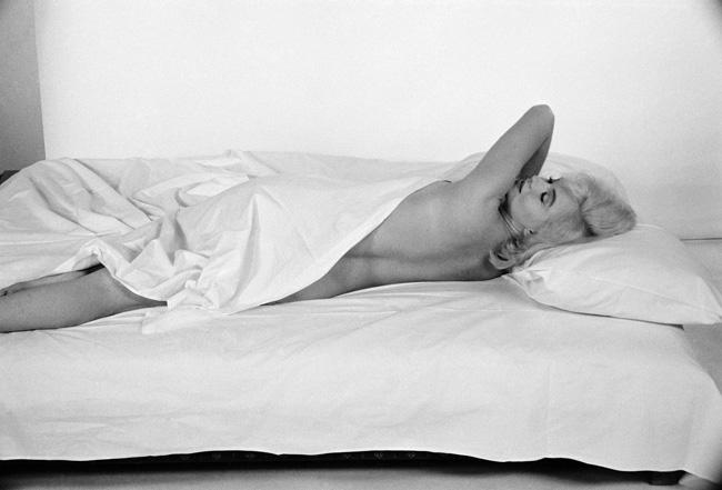Marilyn Monroe Eve Arnold misfits 1960