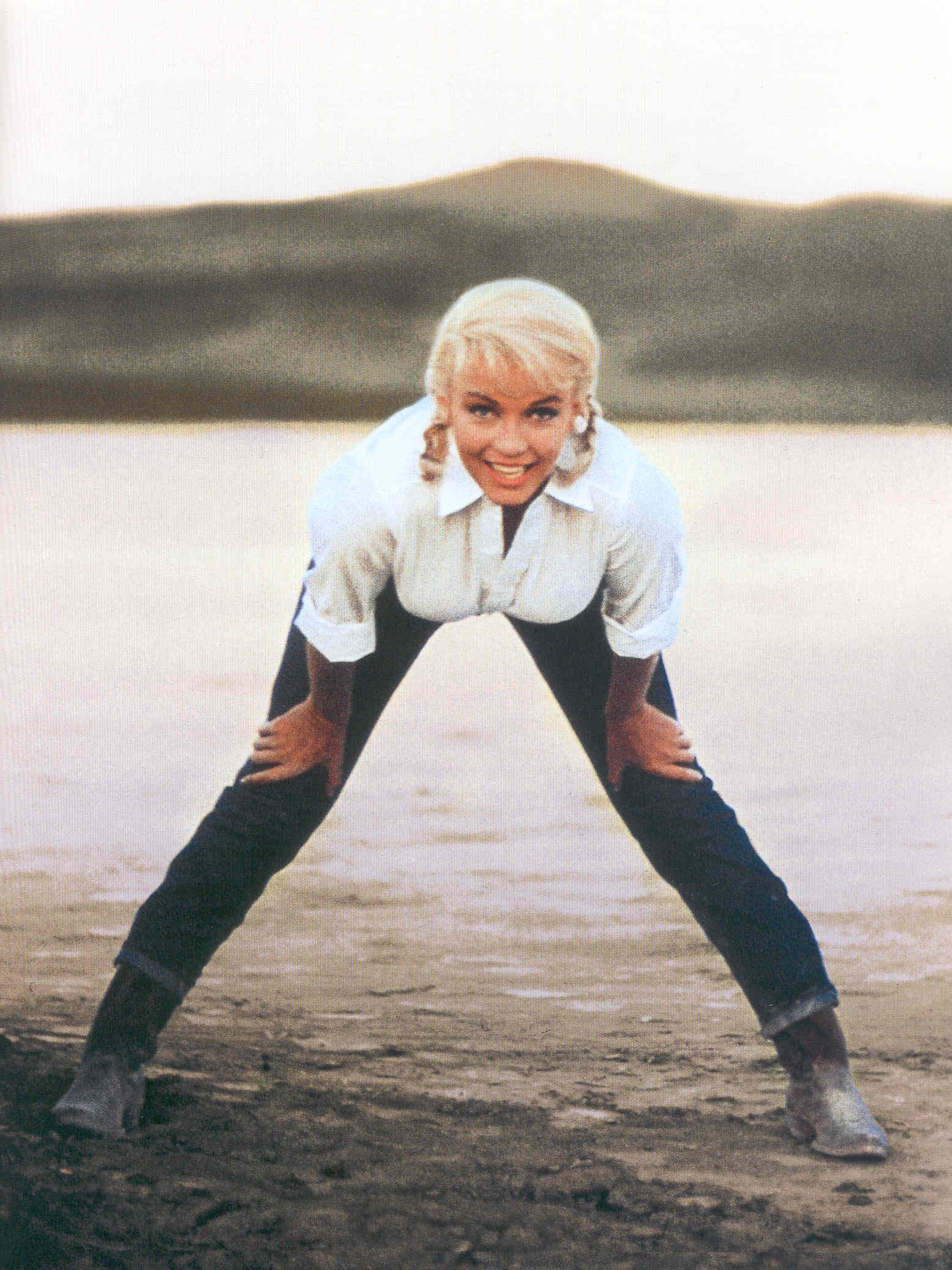 Marilyn Monroe Eve Arnold misfits 2