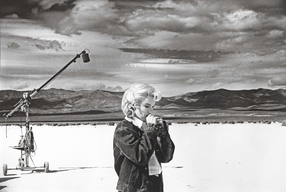 Marilyn Monroe Eve Arnold misfits 30