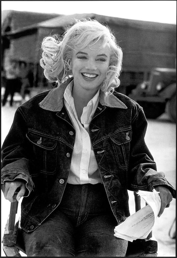 Marilyn Monroe Eve Arnold misfits 31