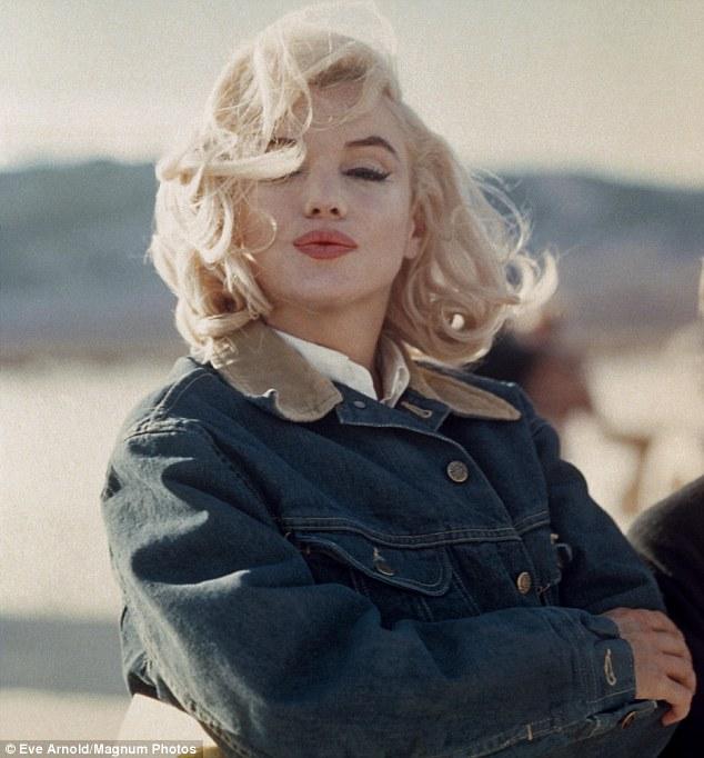 Marilyn Monroe Eve Arnold misfits 32