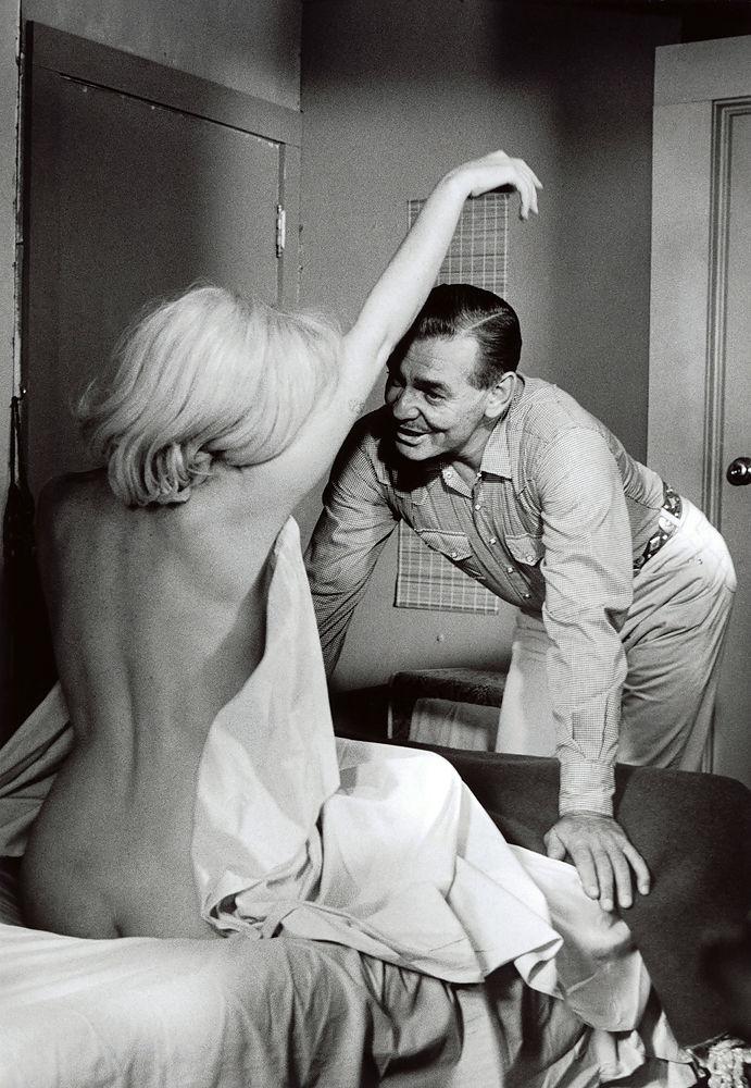 Marilyn Monroe Eve Arnold misfits 33