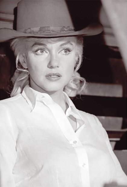 Marilyn Monroe Eve Arnold misfits 34