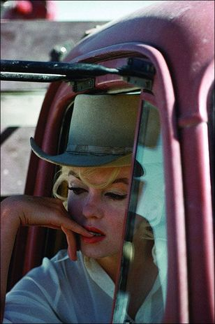 Marilyn Monroe Eve Arnold misfits 36
