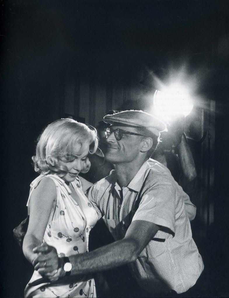 Marilyn Monroe Eve Arnold misfits 38