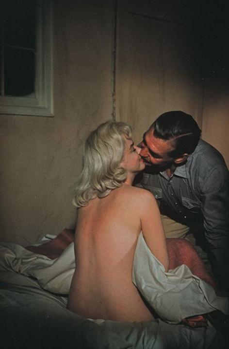 Marilyn Monroe Eve Arnold misfits 4