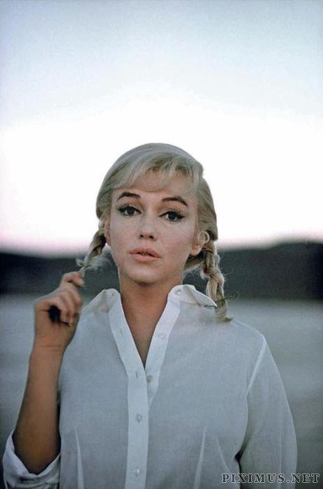 Marilyn Monroe Eve Arnold misfits 41