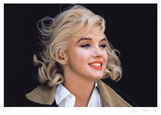 Marilyn Monroe Eve Arnold misfits 42