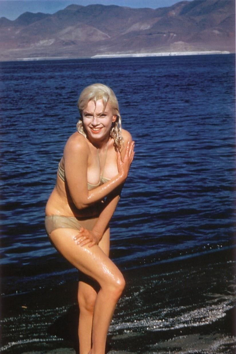 Marilyn Monroe Eve Arnold misfits 5