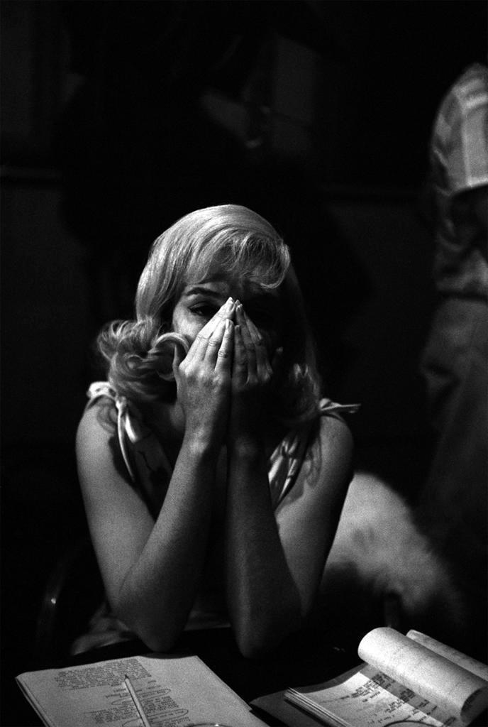 Marilyn Monroe Eve Arnold misfits 6