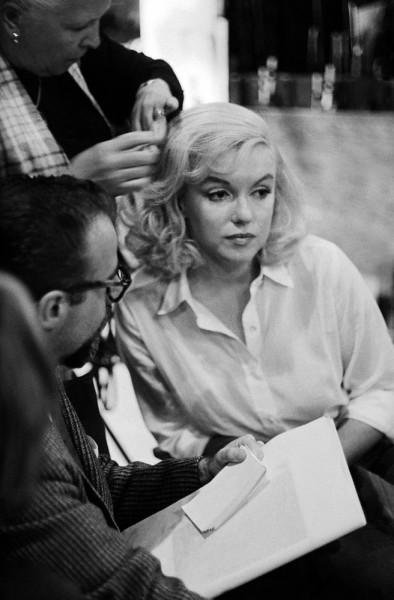 Marilyn Monroe Eve Arnold misfits 66