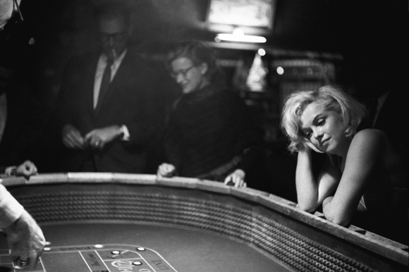 Marilyn Monroe Eve Arnold misfits casino