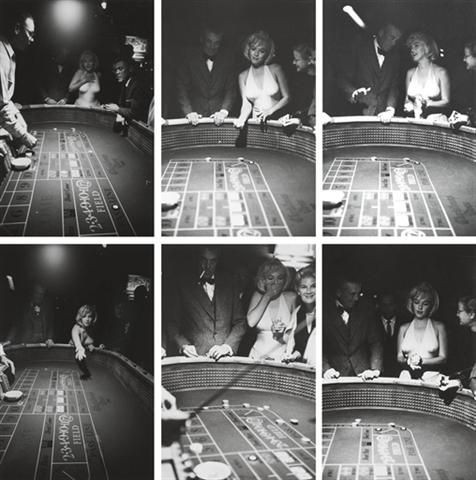 Marilyn Monroe Eve Arnold misfits dado