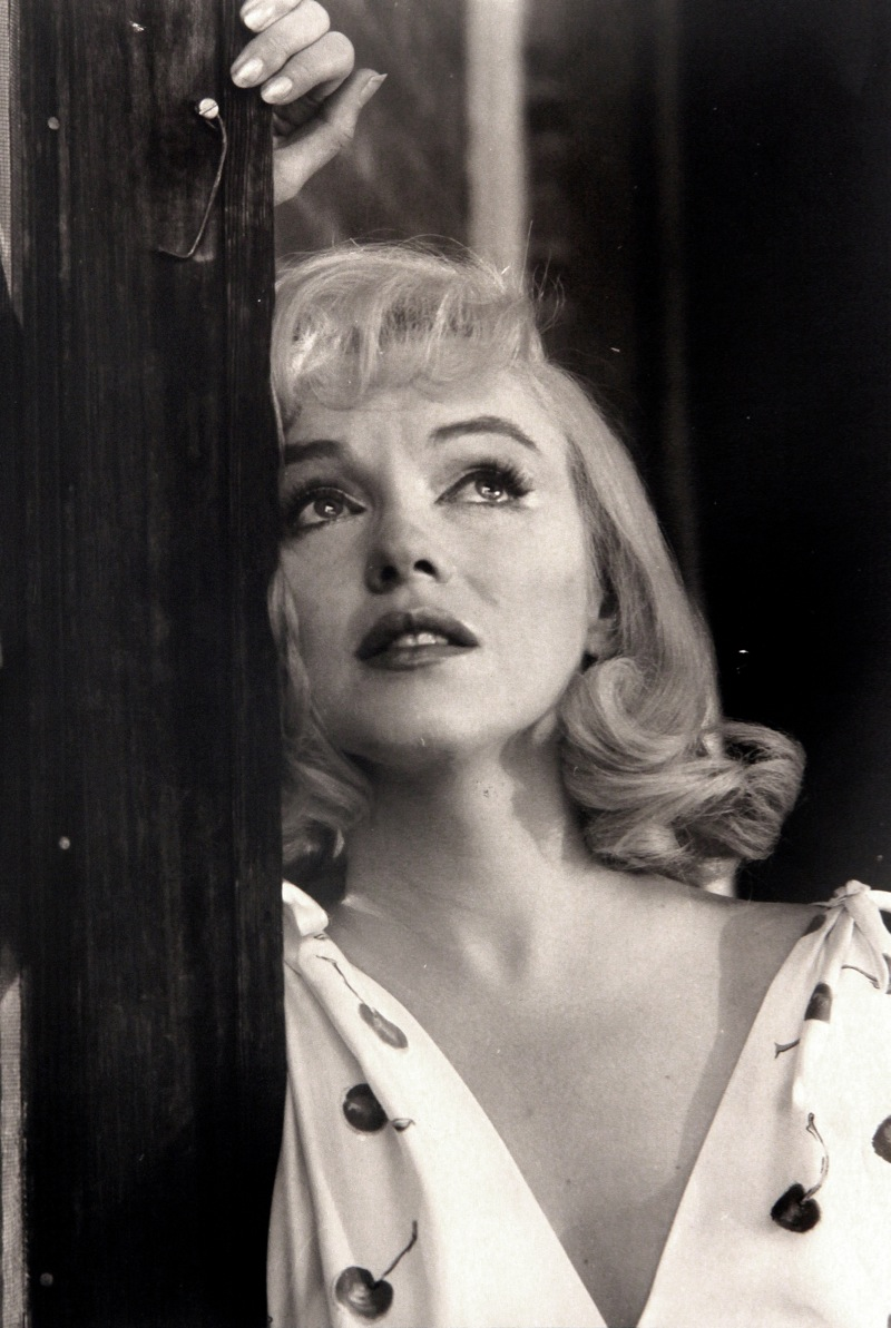 Marilyn Monroe Eve Arnold misfits eli wallach 1960