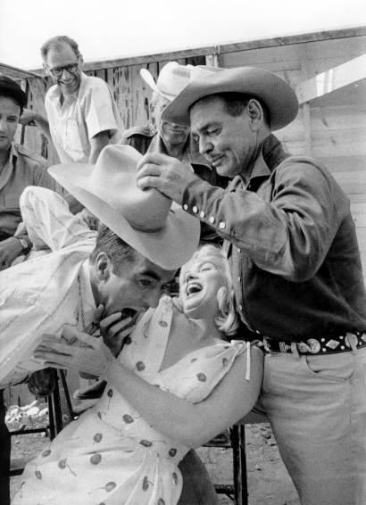 Marilyn Monroe Eve Arnold misfits fiesta