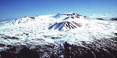 Mauna kea hawai monte volcan