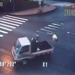 El motorista ninja invencible