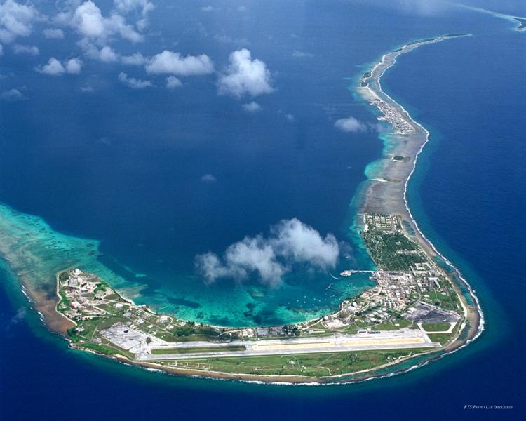 atolon Kwajalein