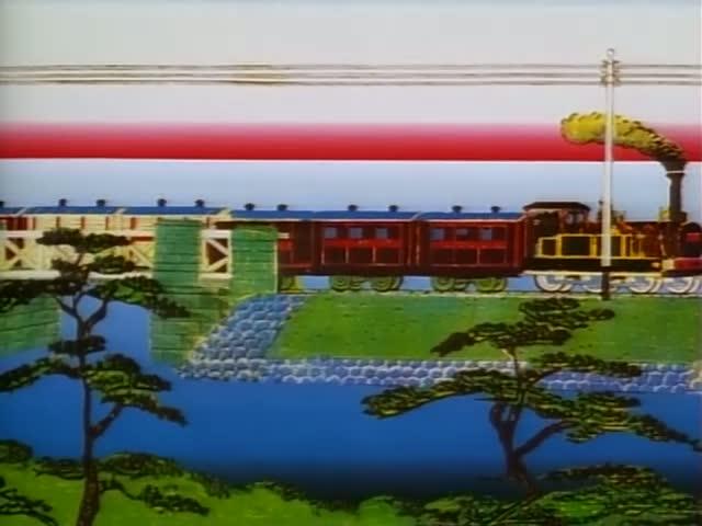 periodo meiji sistema ferroviario japon